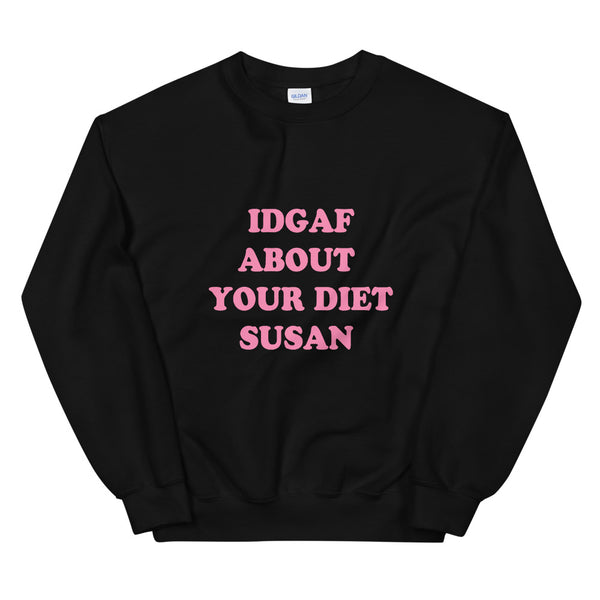 IDGAF About Your Diet Susan   Fat Mermaids  - Fat Mermaids