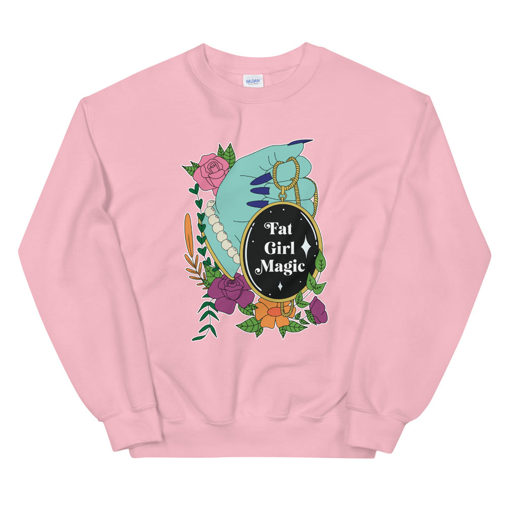 Fat Girl Magic Sweatshirt