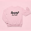 Squishy Belly Bebe Sweatshirt Fat Mermaids- Fat Mermaids