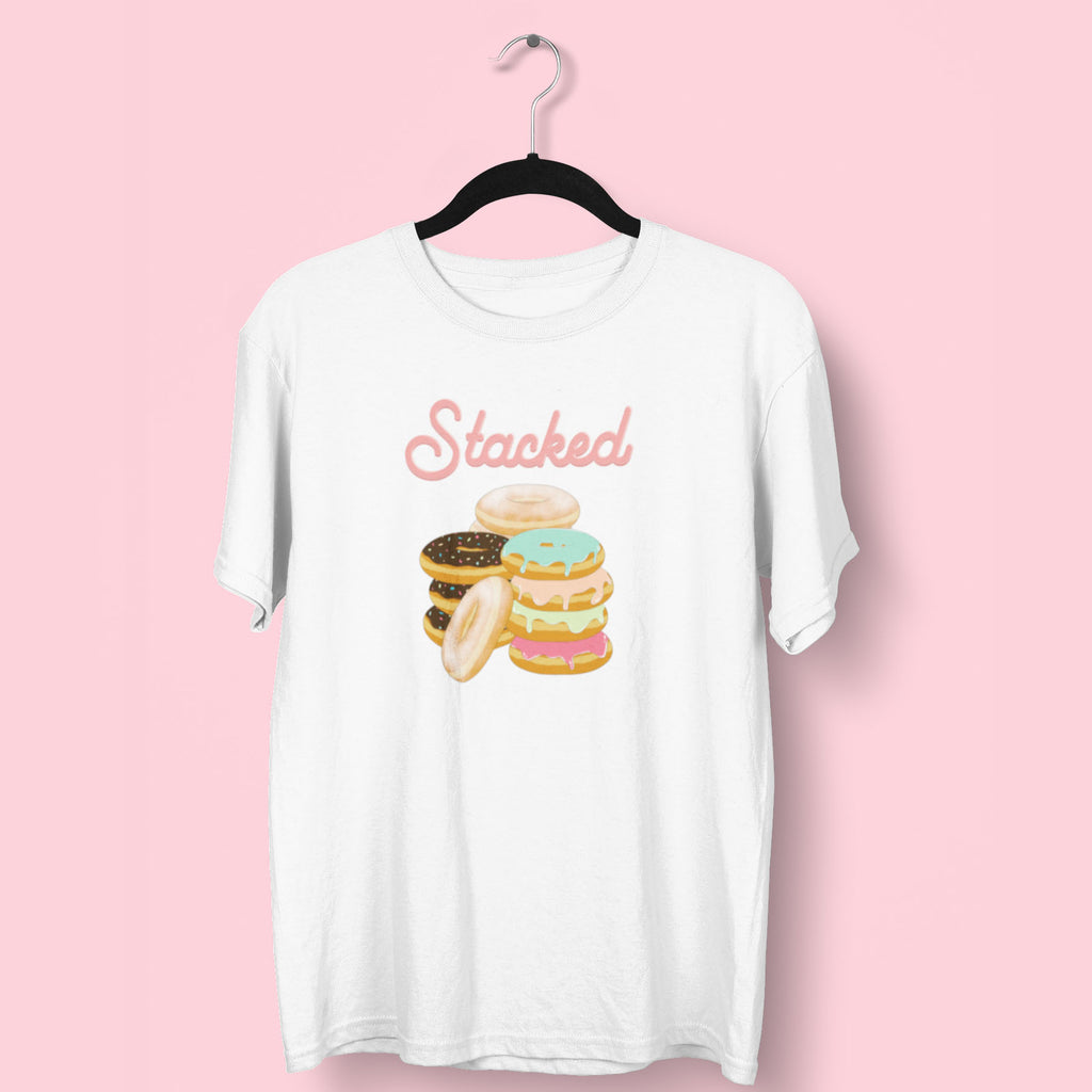 Stacked T-Shirt - Fat Mermaids