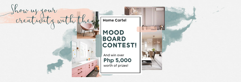 Brace Yourselves Because Home Cartel's Giving Away Over Php 5,000 Worth of Prizes!