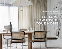 Let Love Flow Inside Your Home
