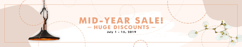 GOOD NEWS: HOME CARTEL WILL HAVE A MID-YEAR SALE!