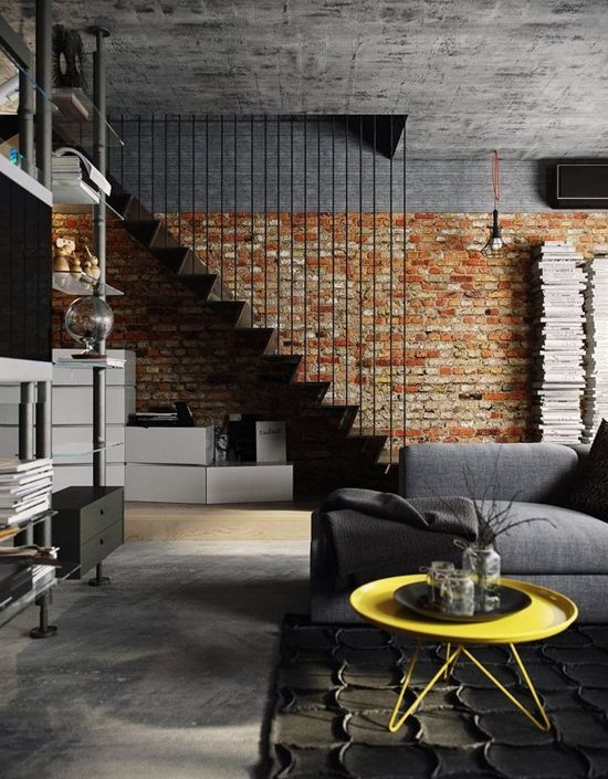 NEW YORK LOFT STYLE: HOME CARTEL'S CONCRETE SEDUCTION AND MODERN INDUSTRIAL