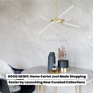 GOOD NEWS: Home Cartel Just Made Shopping Easier by Launching New Curated Collections