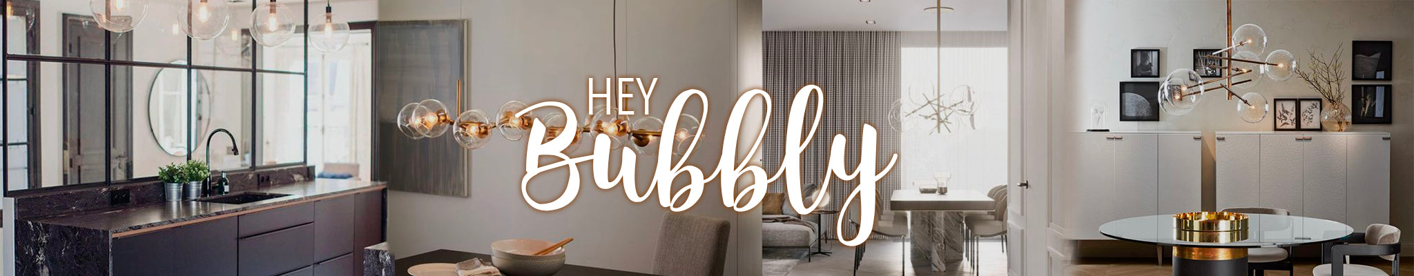 Hey Bubbly Collection Home Cartel Modern Lighting Philippines