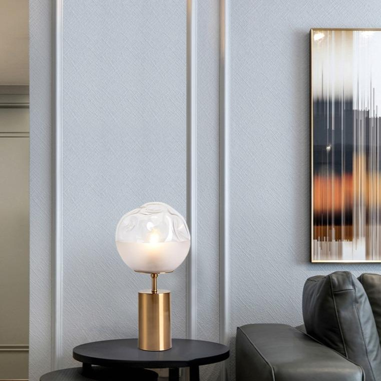 Aesir | Moder Table Lamp with Brass Base