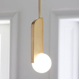 Calen Ball Frost | Pendant Light - Home Cartel ®