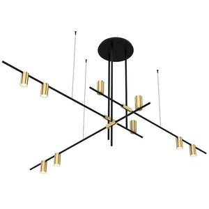 Agatta 6 | Modern Chandelier - Home Cartel ®