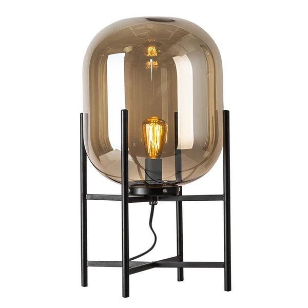 Asmund Amber | Table Lamp - Home Cartel ®