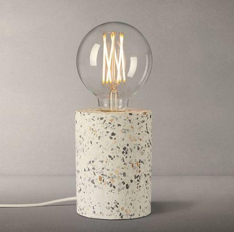Kaer | Terazzo Table Lamp - Home Cartel