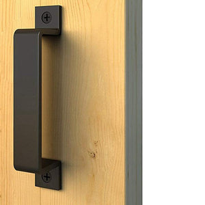 Sliding Barn Door Handle | Squared - Home Cartel ®