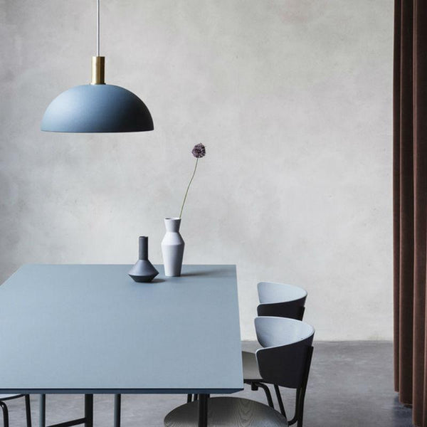 Gia Dome (choose custom color) | Nordic Pendant Light - Home Cartel ®