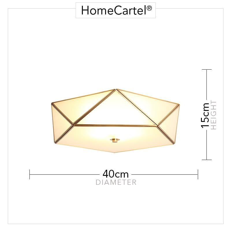 Arwen | Ceiling Mounted Light - Home Cartel ®
