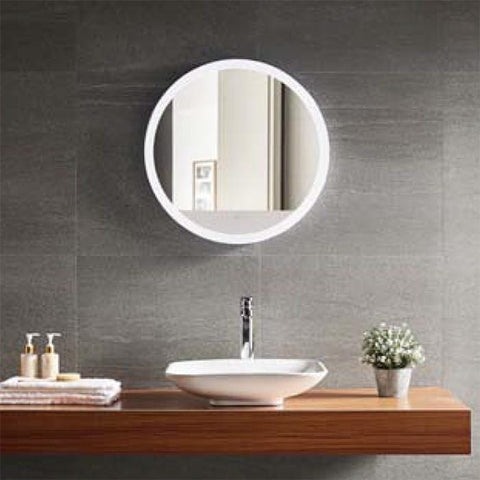 Tromso Illuminated Mirror | 60cm - Home Cartel ®