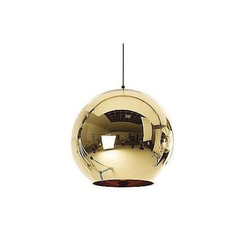 Luna Gold (S) | Glass Pendant Light - Home Cartel ®