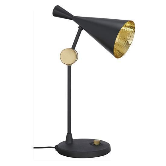 Marga Table Lamp | Black - Home Cartel ®