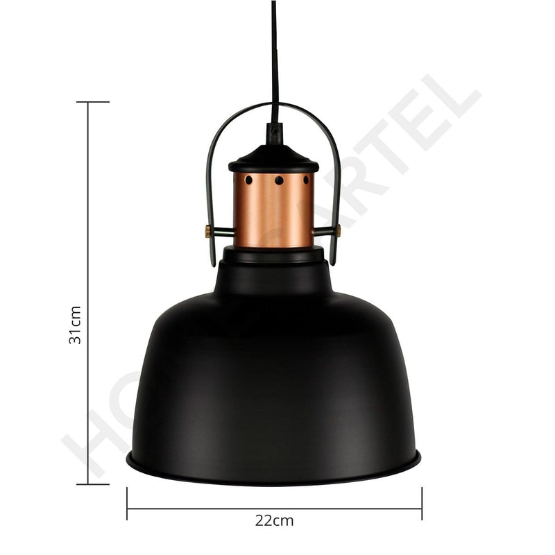 Miller | Industrial Pendant Light - Home Cartel ®