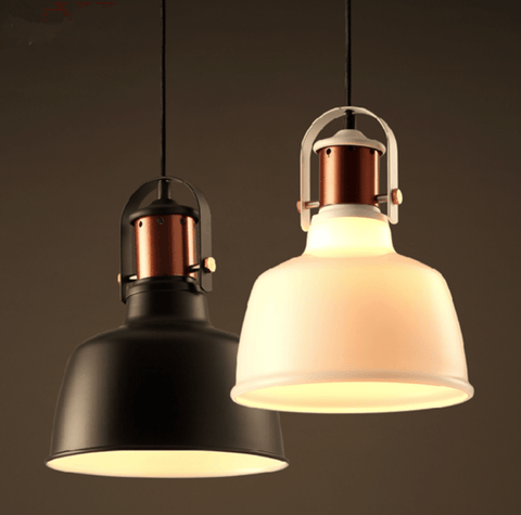 Miller 2 Black | Industrial Pendant Light - Home Cartel ®