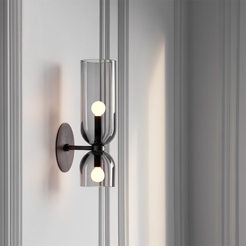 Annelie | Modern Glass Wall Sconce