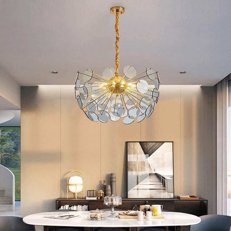 Vengerberg | Modern Glass Chandelier