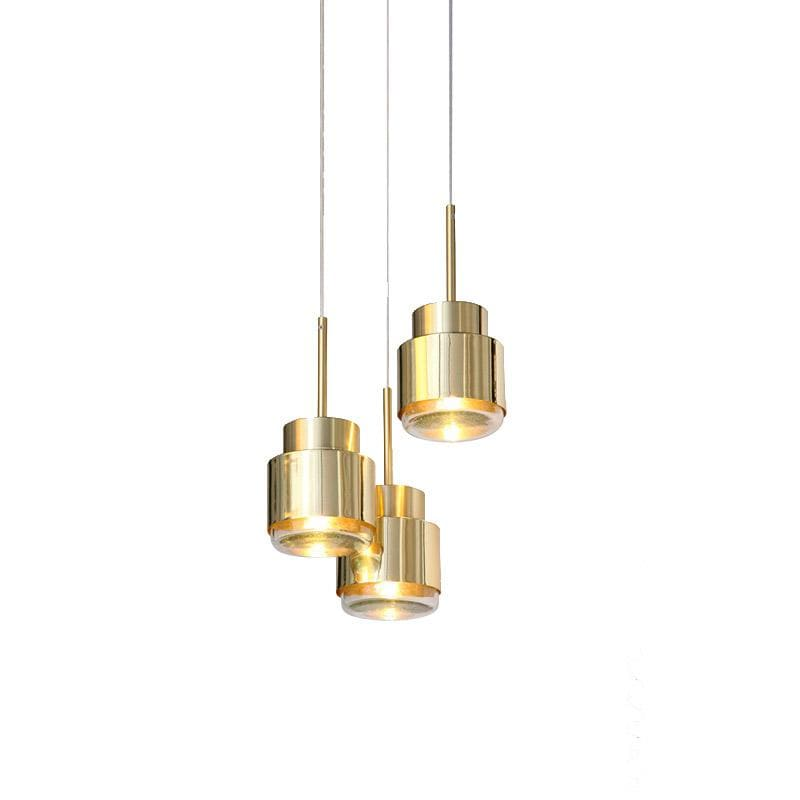 Olven | Modern Brass Pendant Light - Home Cartel ®