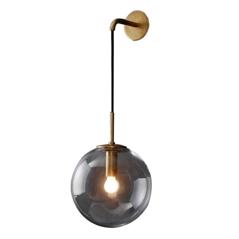 Carjon |Gold Soot Wall Lamp - Home Cartel ®