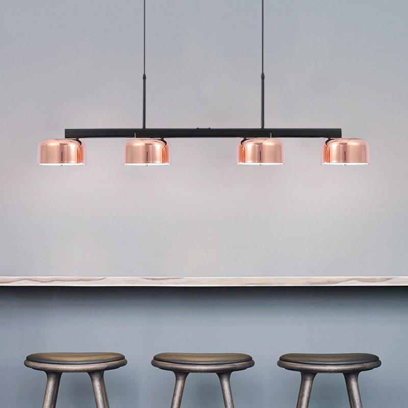 Alois | Copper x Black Pendant Light - Home Cartel ®