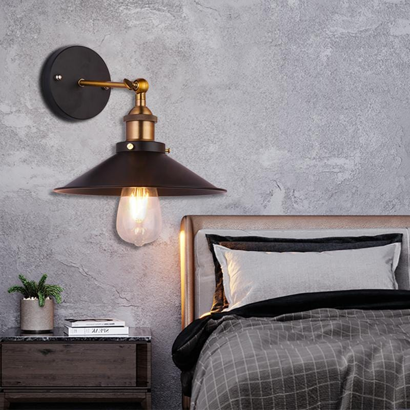 Liam | Industrial Wall Sconce