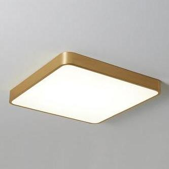 Baron Square | Ceiling Mounted Light