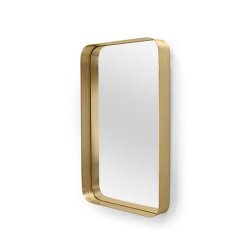 Stockholm Mirror Gold Small | 50cm x 75cm - Home Cartel ®
