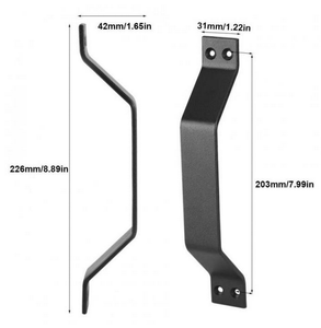 Sliding Barn Door Handle - Home Cartel ®
