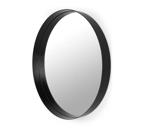 Alana Mirror Black | 60cm - Home Cartel ®