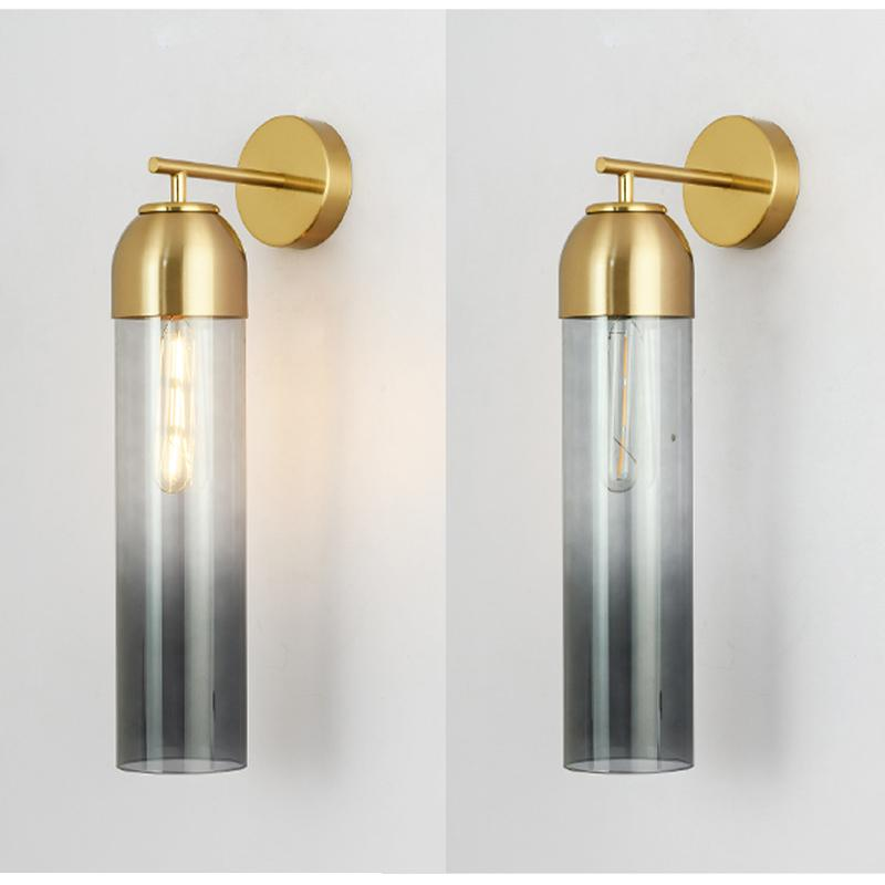 Sofia | Gradient Glass Wall Sconce