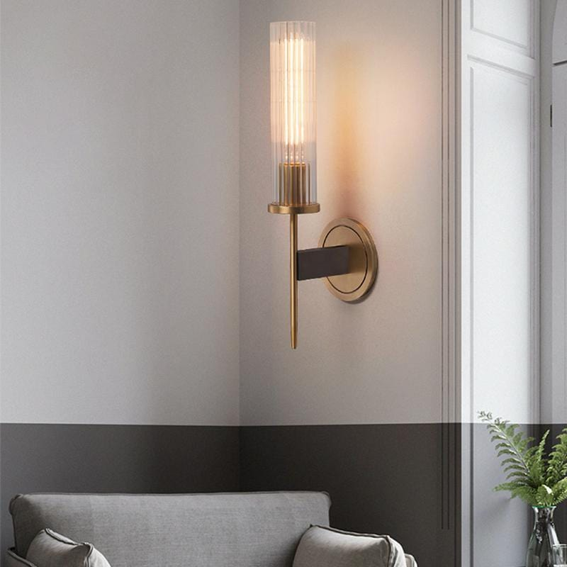 Gyda | Glass Wall Sconce - Home Cartel ®