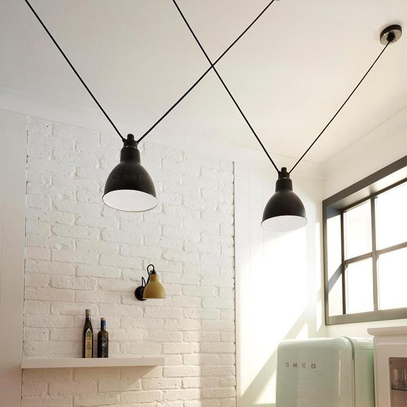 Elle Min | Adjustable Pendant Light