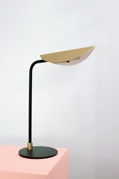 Hans | Gold Modern Table Lamp - Home Cartel ®