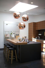 Luna Copper (S) | Glass Pendant Light - Home Cartel ®