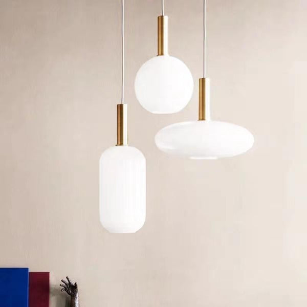 Britt C | Nordic Pendant Light - Home Cartel