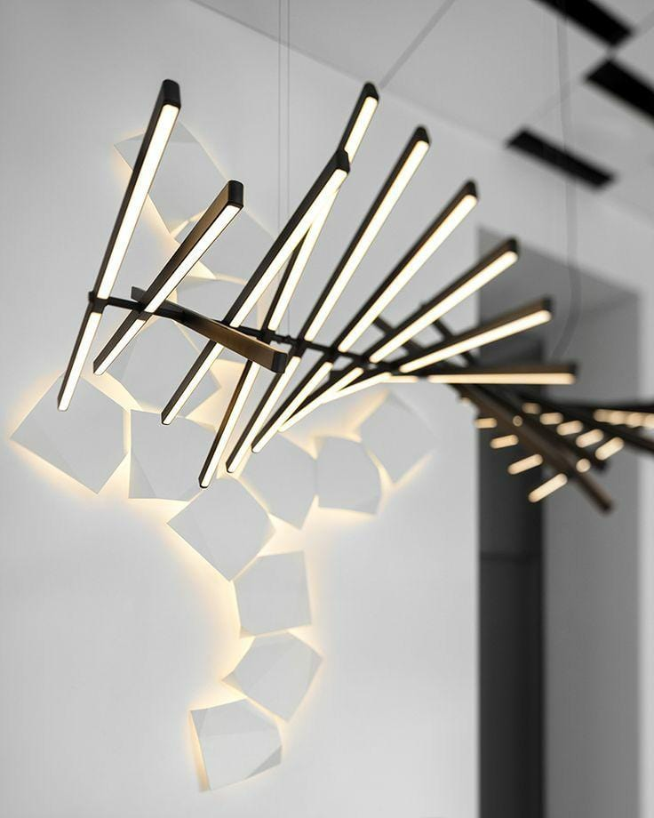 Hove | Modern LED Chandelier