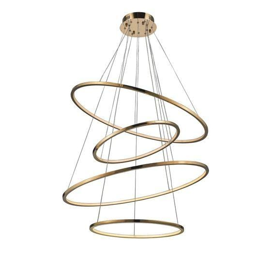 Interstellar 120 | Modern Ring Chandelier (1200mm) - Home Cartel ®
