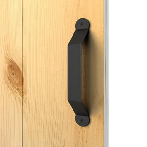 Sliding Barn Door Handle | Slanted - Home Cartel ®