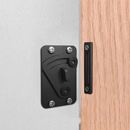 Sliding Barn Door Lock Latch | Rectangular - Home Cartel ®