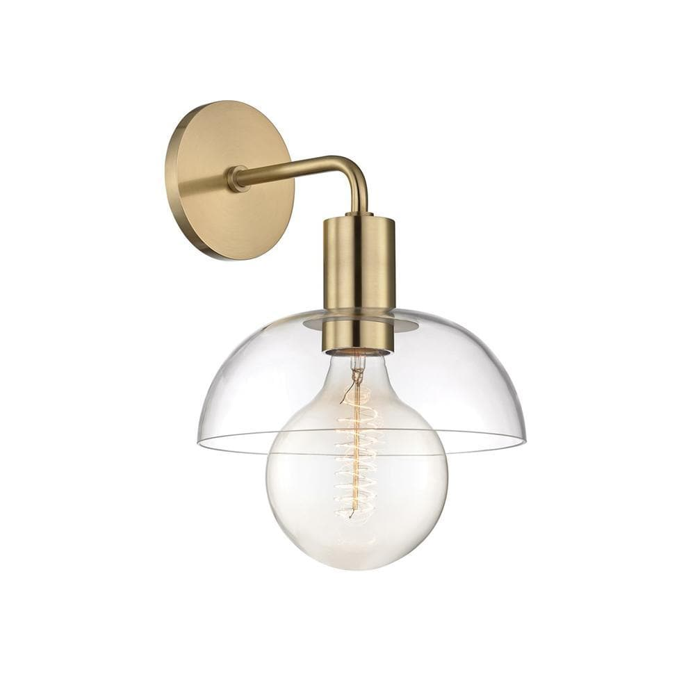 Eiza | Glass Wall Sconce - Home Cartel ®