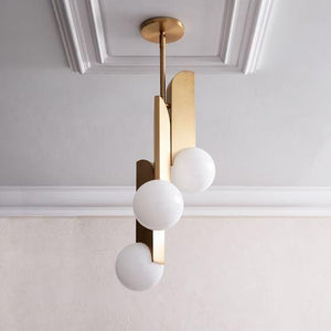 Calen Ball Frost | Chandelier - Home Cartel ®