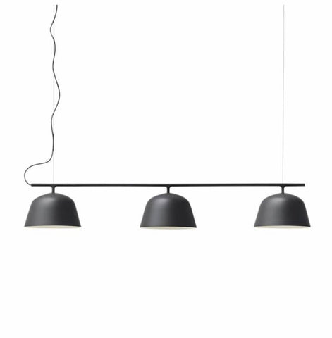 Skägen Black | Nordic Design Rail Light - Home Cartel ®