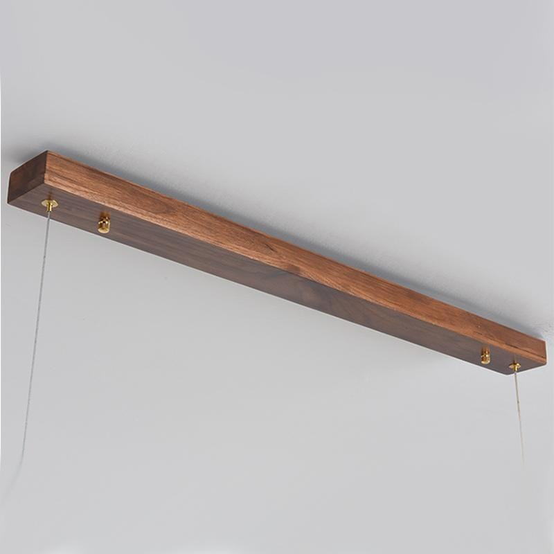 Halden | Wooden Finish Pendant Light