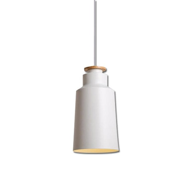Olfus Tall (Black or White) | Nordic Pendant Light - Home Cartel ®
