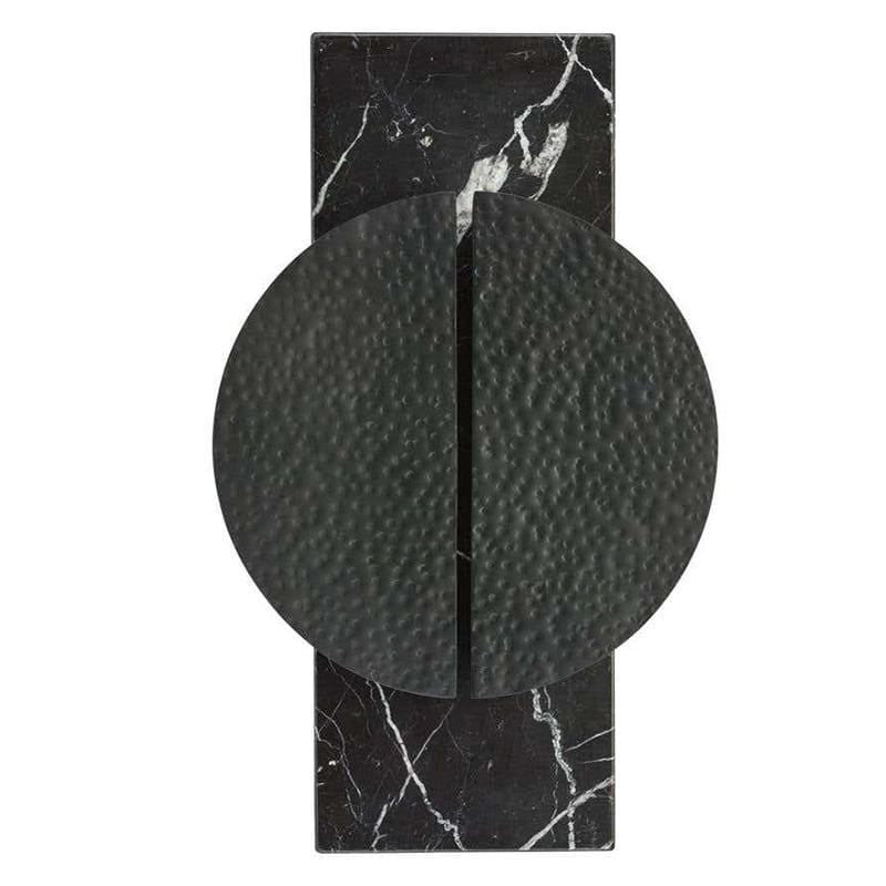 Gefion | Marble and Copper Wall Sconce