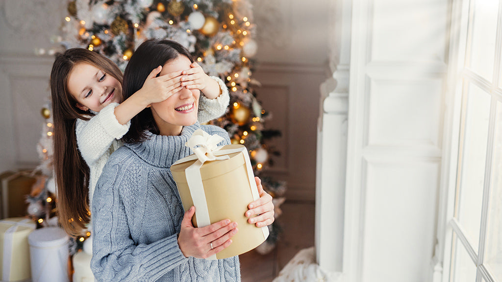 Christmas gifts without stress - but good for the skin